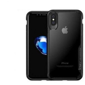 447010f87b IPAKY Iphone X Flexible bumper back cover - Mobile Accessories Store ...